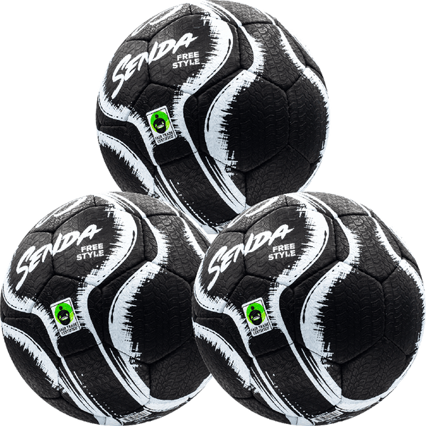 Senda Street Freestyle Soccer Ball (3-pack) - Fair Trade Certified-Equipment-Soccer Source