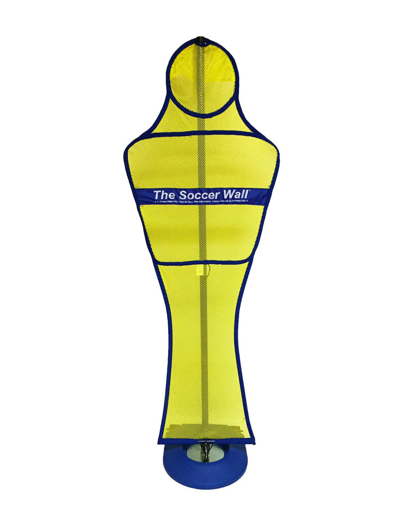 Club Pop Up Soccer Wall Mannequin by Soccer Innovations-Equipment-Soccer Source