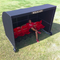 MVP III Referee Soccer Bench Shelter by Soccer Innovations-Equipment-Soccer Source