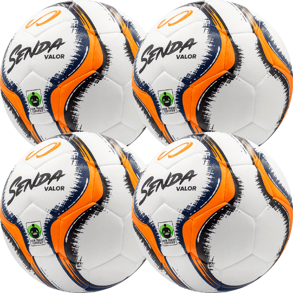 Senda Valor DuoTech Soccer Match Ball (4-pack) - Fair Trade Certified-Equipment-Soccer Source