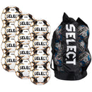 Select Viking DB v20 Soccer Ball Bundle (12-pack with bag)-Soccer Command