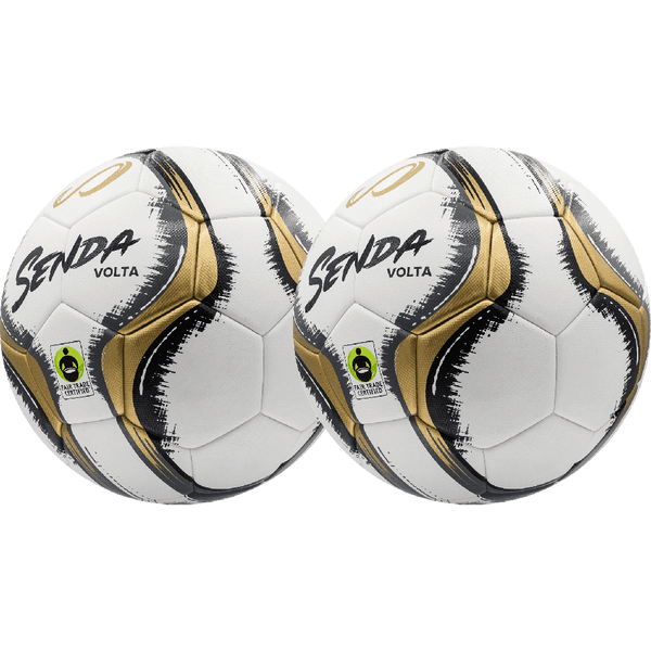 Senda Volta Premier Soccer Ball (2-pack) - Fair Trade Certified-Equipment-Soccer Source