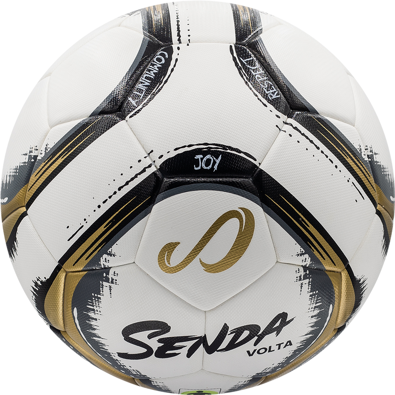 Senda Volta Premier Soccer Ball (2-pack) - Fair Trade Certified-Soccer Command