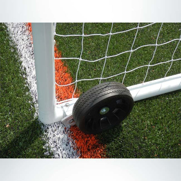 Pevo Permanent Soccer Goal Wheel Set-Soccer Command