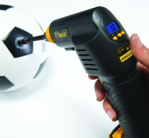 AirMan Cordless Airgun Pump-Coach Accessories-Soccer Source