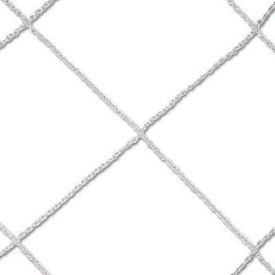 6.5' x 12' Replacement Soccer Goal Net - 3 mm Twisted Knotted PE (pair)-Equipment-Soccer Source