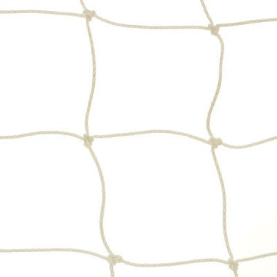 6.5' x 18.5' Replacement Soccer Goal Nets - 4 mm Twisted Knotted PE (pair)-Soccer Command