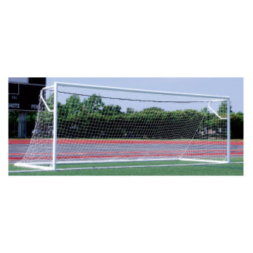 8' x 24' Alumagoal Euro Soccer Goals (pair) - Soccer Source - Your Source for Quality Soccer Equipment