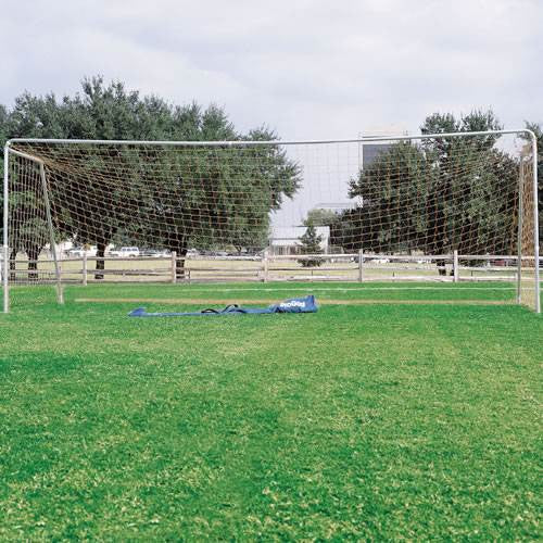 Alumagoal 8' x 24' Portable Training Soccer Goal-Portable Goals-Soccer Source