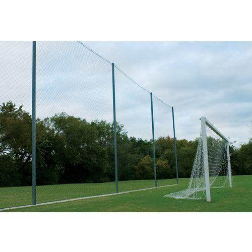 Alumagoal All-Purpose Backstop System-Soccer Command
