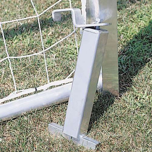 Alumagoal Permanent Soccer Goal Ground Anchors - Soccer Source - Your Source for Quality Soccer Equipment