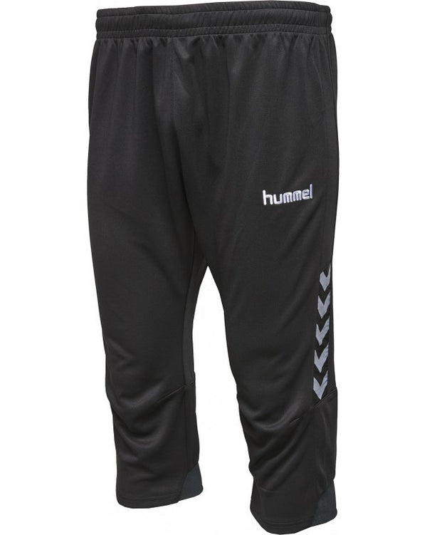 hummel Authentic Charge 3/4 Length Warm Up Pants-Soccer Command