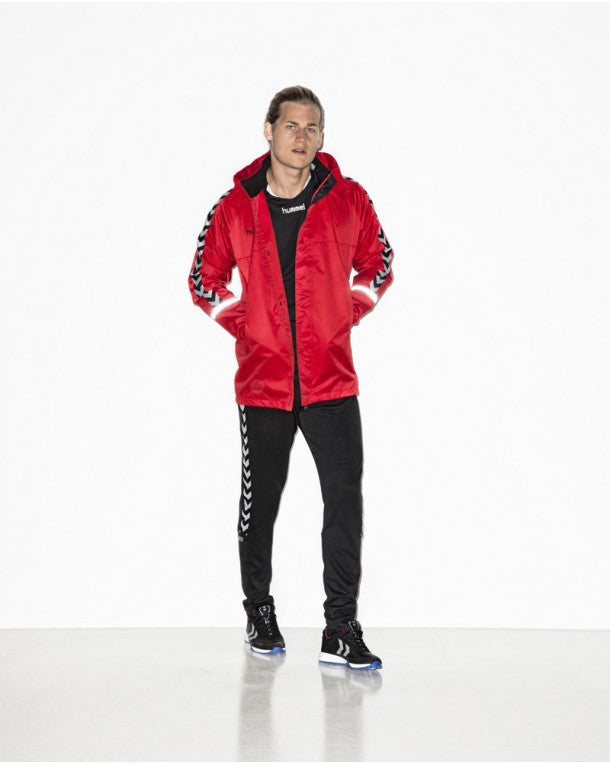hummel Authentic Charge All-Weather Jacket-Apparel-Soccer Source