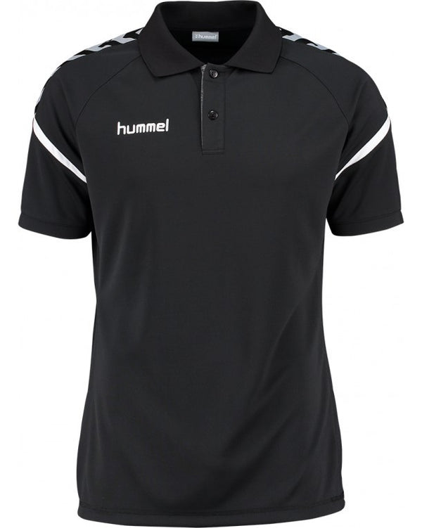 hummel Authentic Charge Functional Soccer Polo Shirt-Apparel-Soccer Source