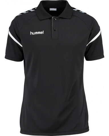 hummel Authentic Charge Functional Soccer Polo Shirt-All Apparel-Soccer Source