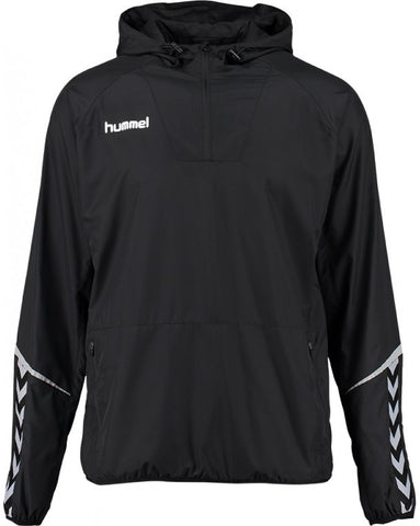 hummel Authentic Charge Light Weight Windbreaker Jacket-Outerwear-Soccer Source