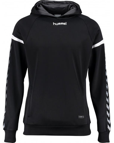 hummel Authentic Charge Poly Hoodie Sweat Top-All Apparel-Soccer Source