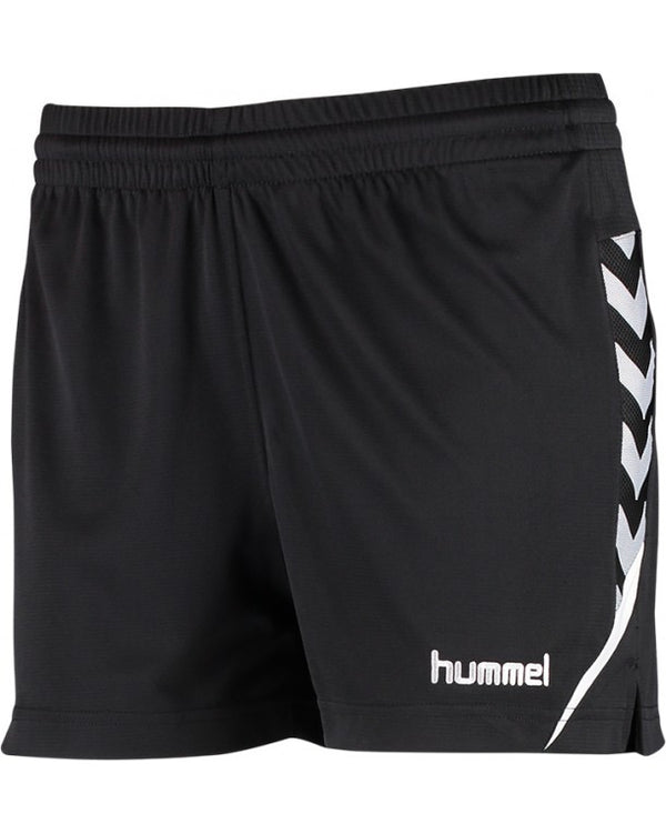 hummel Authentic Charge Poly Women's Soccer Shorts-Apparel-Soccer Source