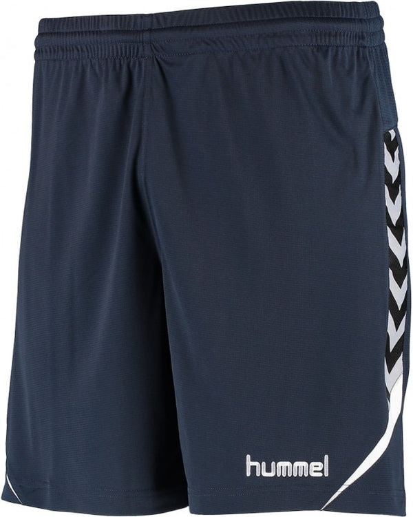hummel Authentic Charge Poly Soccer Shorts-Apparel-Soccer Source