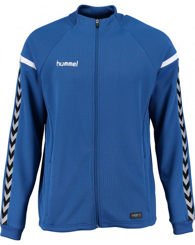 hummel Authentic Charge Poly Soccer Warm Up Jacket (adult)