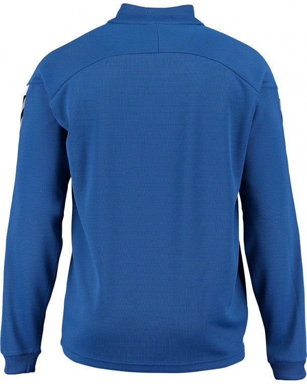 hummel Authentic Charge Poly Soccer Warm Up Jacket-Soccer Command