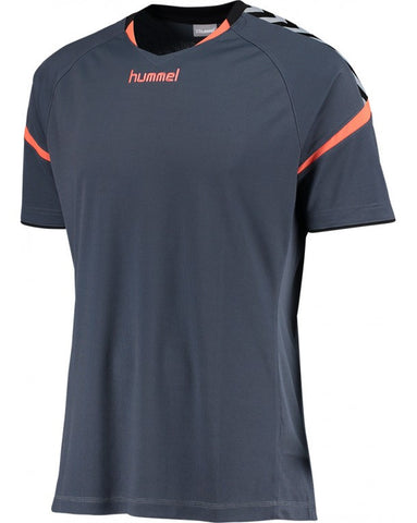 hummel Authentic Charge Soccer Jersey (adult)-Jerseys-Soccer Source