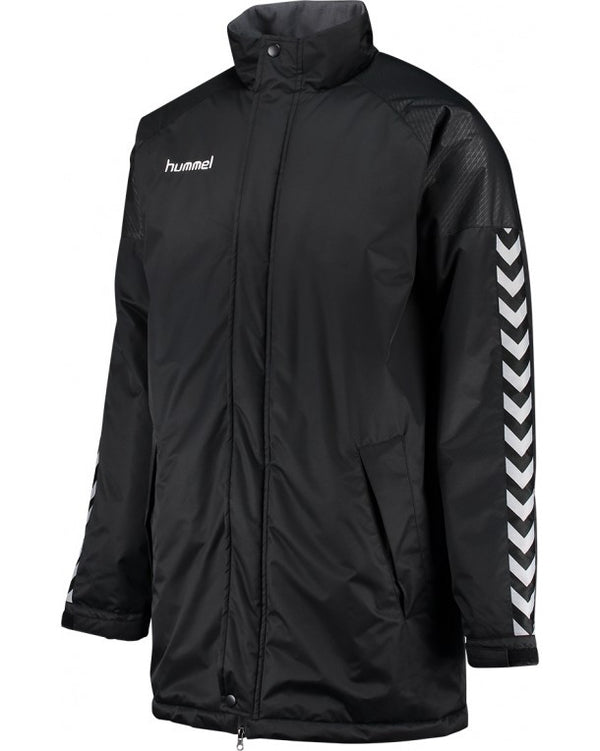 hummel Authentic Charge Stadium Jacket-Soccer Command