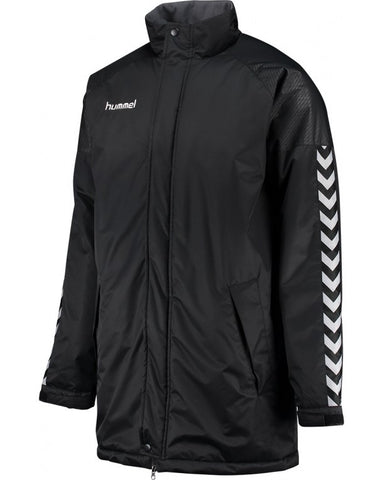 hummel Authentic Charge Stadium Jacket-Outerwear-Soccer Source