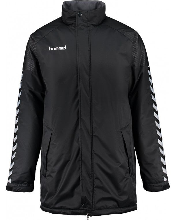 hummel Authentic Charge Stadium Jacket-Apparel-Soccer Source