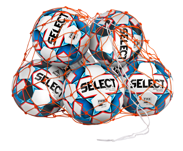 Select Net Ball Bag-Equipment-Soccer Source