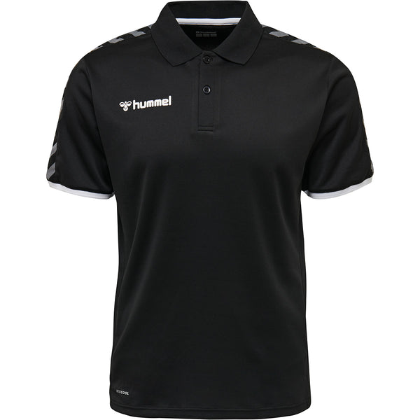 hummel Authentic Functional Polo-Soccer Command