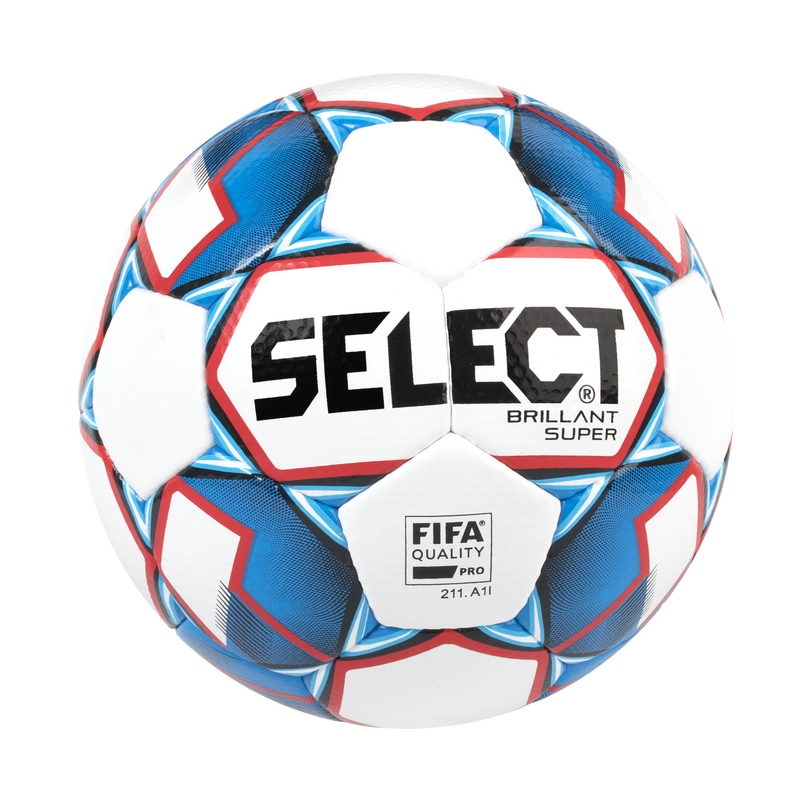 Select Brilliant Super FIFA v18 Soccer Ball-Equipment-Soccer Source