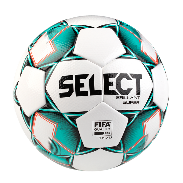 Select Brilliant Super FIFA v20 Soccer Ball-Soccer Command