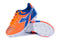 Diadora Cattura MD Jr. Soccer Cleats (Orange/Blue)-Footwear-Soccer Source