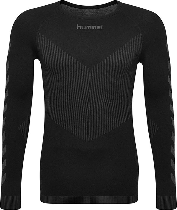 hummel First Seamless LS Jersey-Apparel-Soccer Source