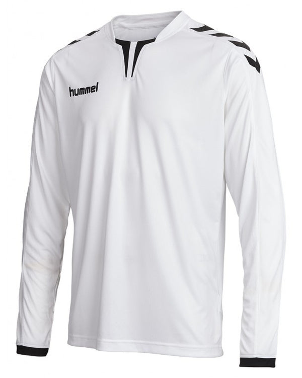hummel Core Long Sleeve Soccer Jersey (adult)-Soccer Command