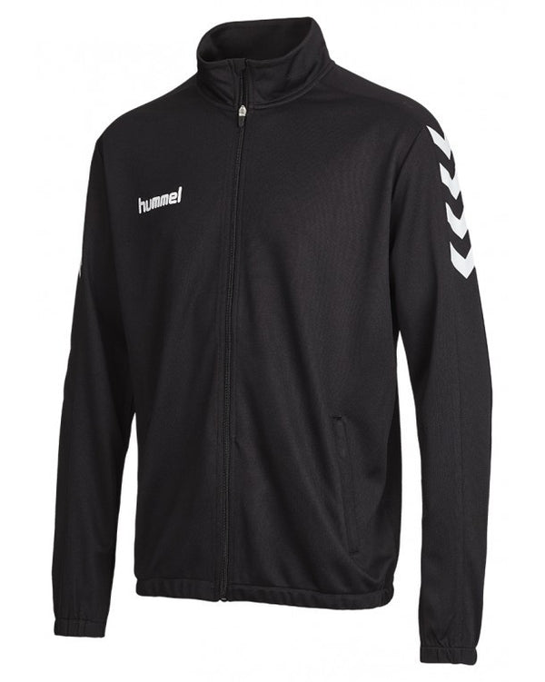hummel Core Poly Soccer Warm Up Jacket-Soccer Command
