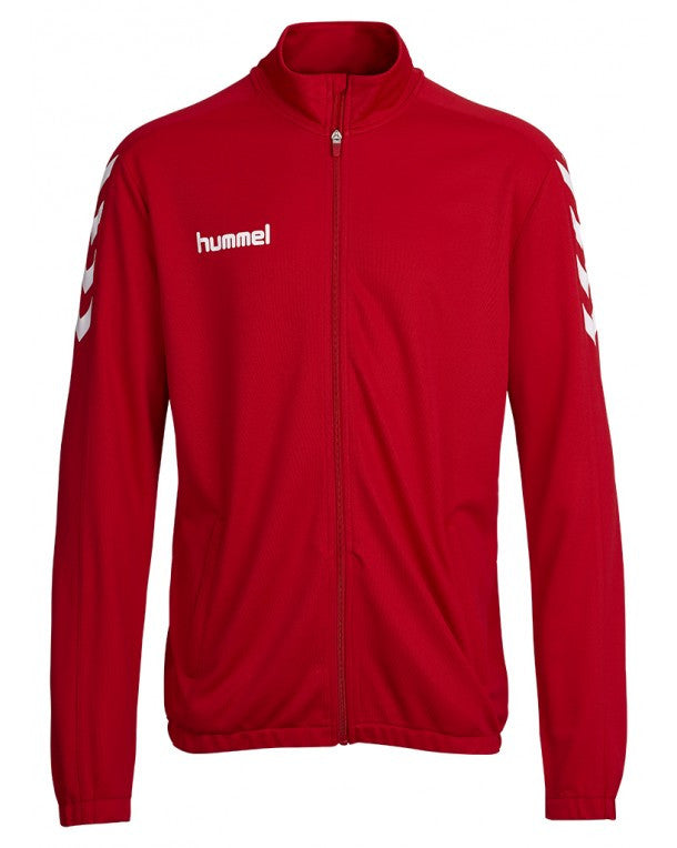hummel Core Poly Soccer Warm Up Jacket-Apparel-Soccer Source