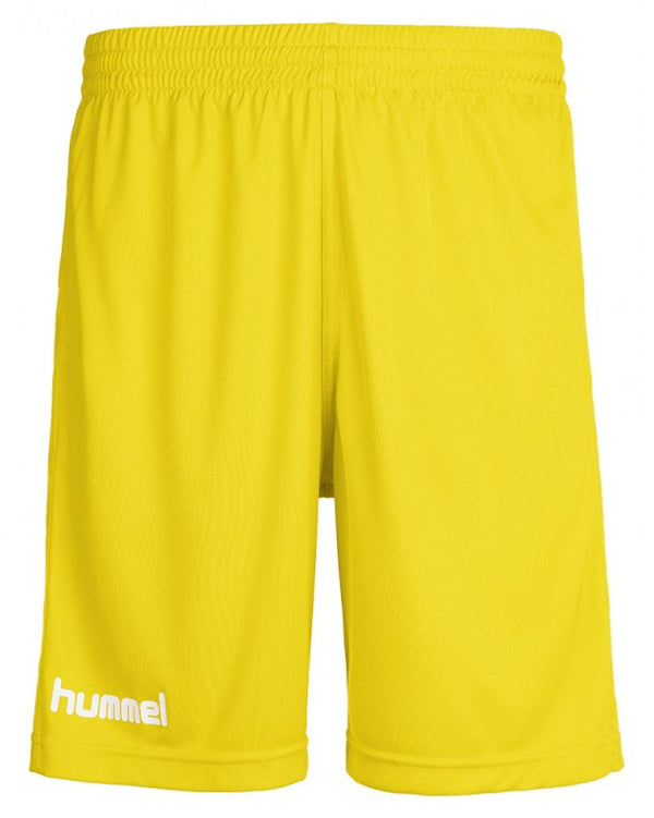hummel Core Poly Soccer Shorts-Soccer Command