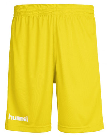 hummel Core Poly Soccer Shorts-Apparel-Soccer Source