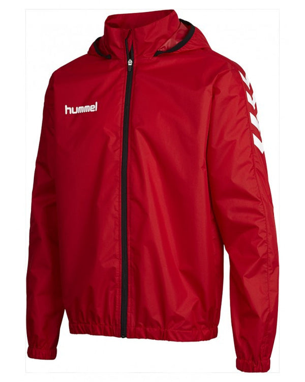 hummel Core Spray Soccer Rain Jacket-Apparel-Soccer Source