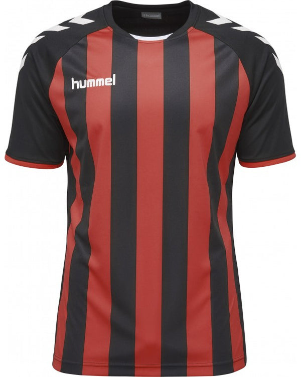 hummel Core Striped SS Soccer Jersey-Soccer Command