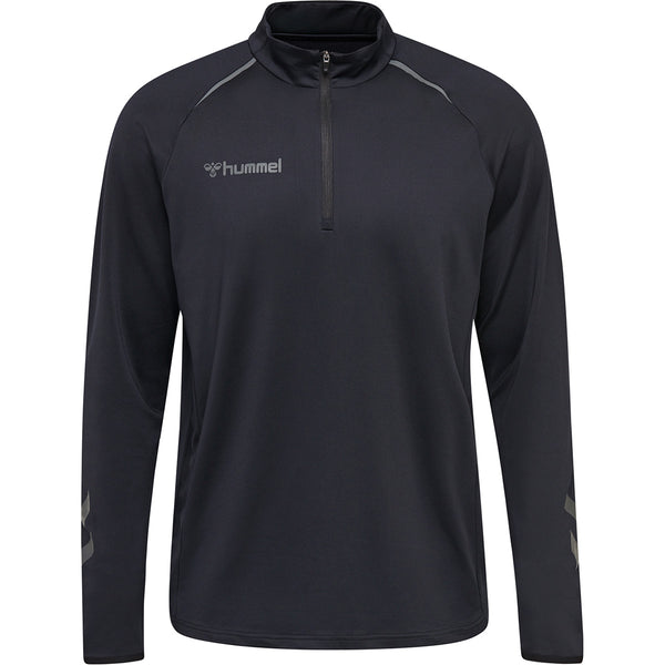 hummel hmlAuthentic PRO 1/2 Zip Sweat-Apparel-Soccer Source