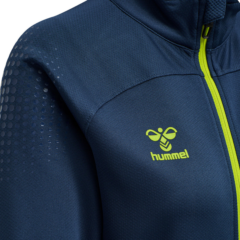 hummel Lead Poly Zip Jacket (women's)-Soccer Command