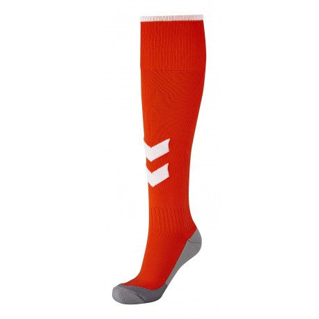 hummel Fundamental Soccer Socks (pair)-Socks-Soccer Source
