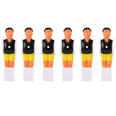Atomic Foosball Replacement Players w/Hardware-Other Sports-Soccer Source