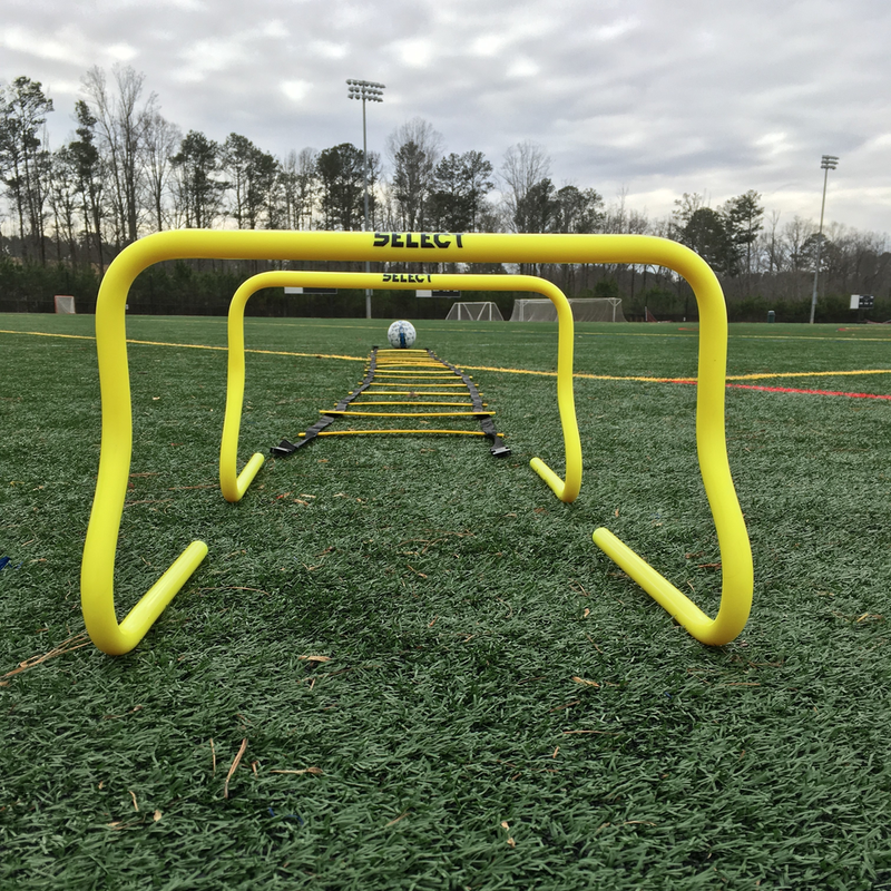 Select Training Hurdle-Soccer Command