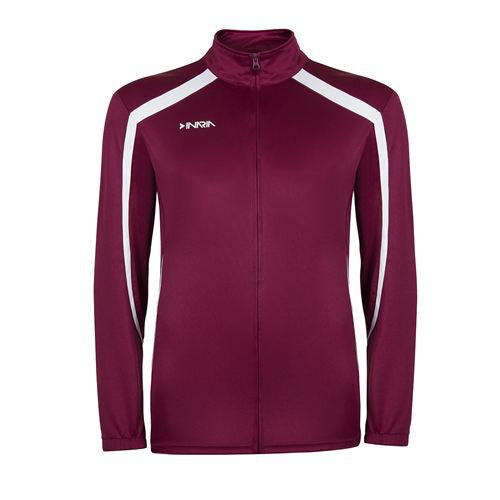 INARIA Catenaccio Full Zip Soccer Warm Up Jacket (adult)-Apparel-Soccer Source