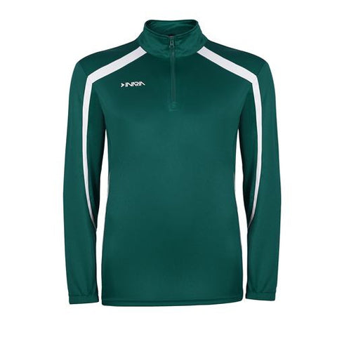 INARIA Catenaccio 1/4 Zip Youth Soccer Warm Up Jacket