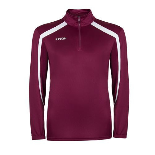 INARIA Catenaccio 1/4 Zip Soccer Warm Up Jacket (adult)-Apparel-Soccer Source
